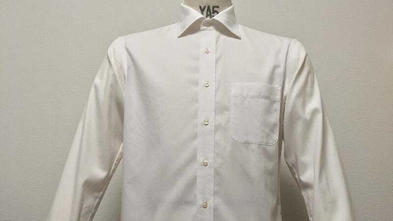 ユニクロの形態安定シャツをアイロンいら~ずの温風で乾燥