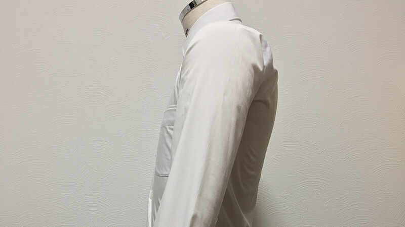 BRICK HOUSE by Tokyo Shirtsの形態安定シャツをアイロンいら~ずの温風で乾燥