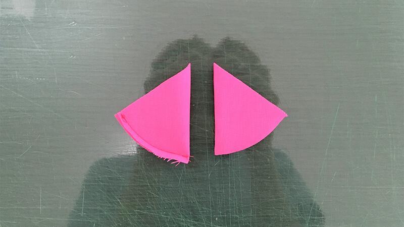 パロットマスクAのパーツ整形の写真3-2