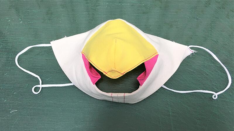 パロットマスクAの整形の写真8-24